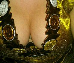 camera inside the nude vagina